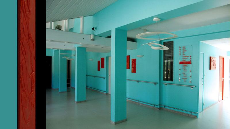 Villa Saint,Jean/Chirac , Hall